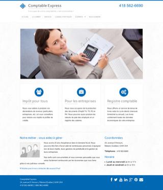 Site Web Net Comptable