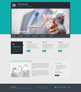 Site Web Génial Consultant