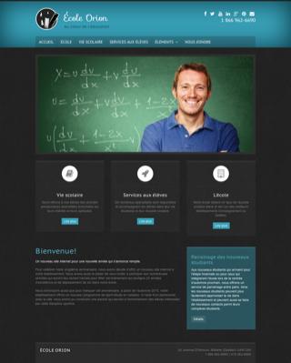Site Web École Extra