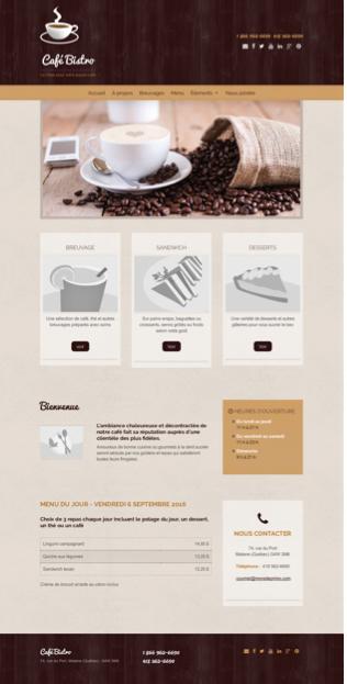 Site Web Massothérapie